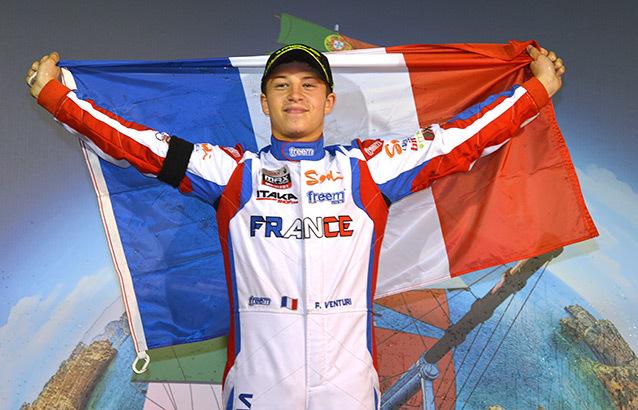 Team France: Venturi, magnifique vainqueur