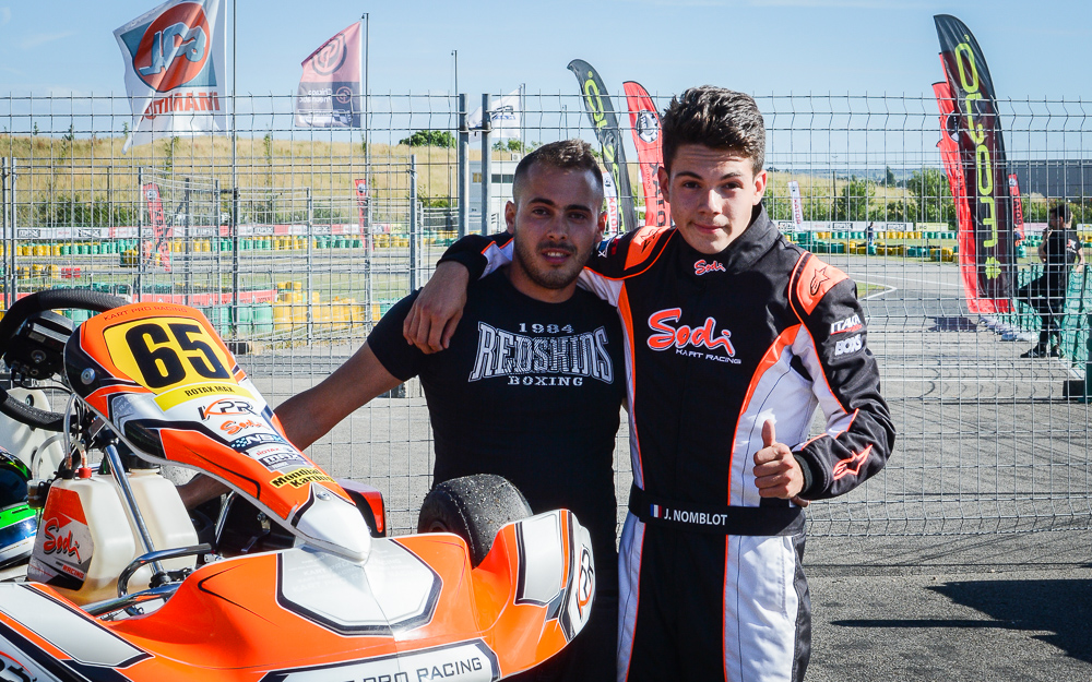 CHALLENGE ROTAX FRANCE 2017 - photo 15
