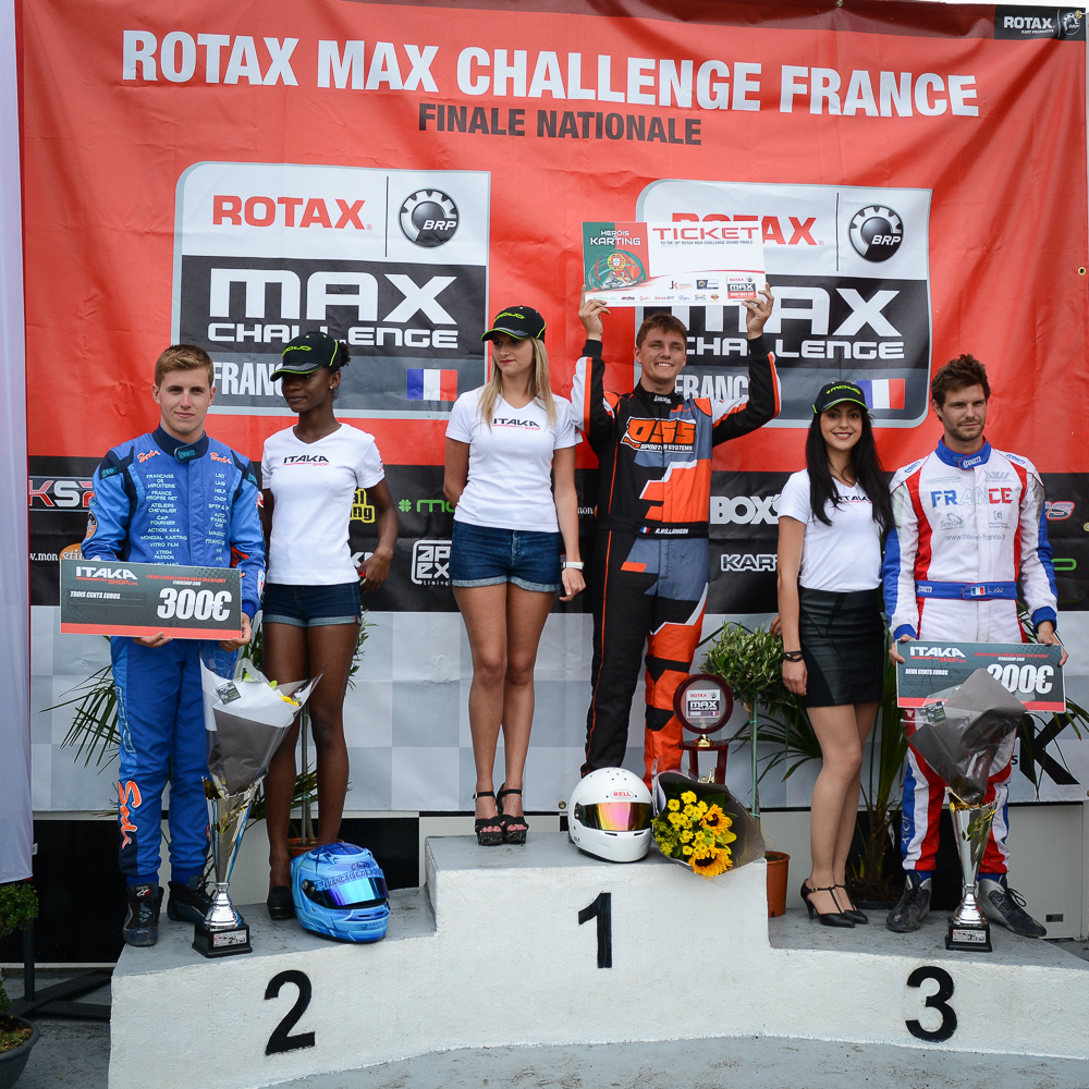 CHALLENGE ROTAX FRANCE 2017 - photo 3