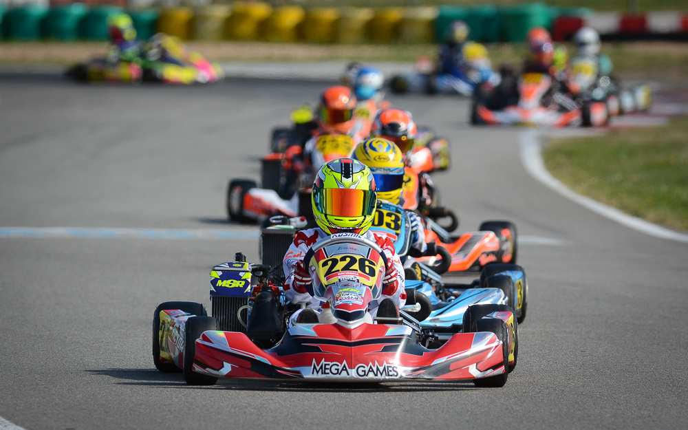 CHALLENGE ROTAX FRANCE 2017 - photo 17