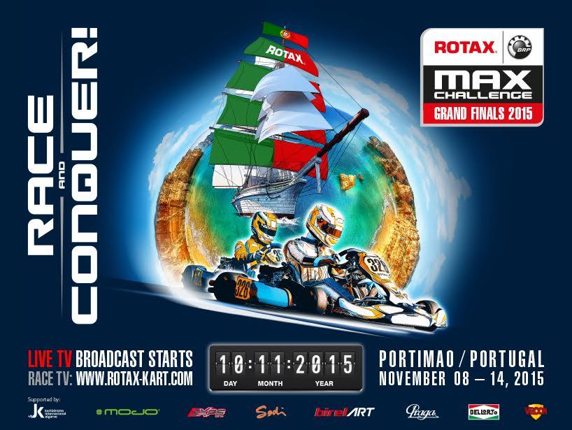 Finale mondiale ROTAX - Live timing et Live TV