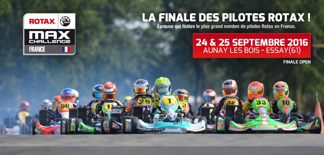 Finale du Challenge Rotax France