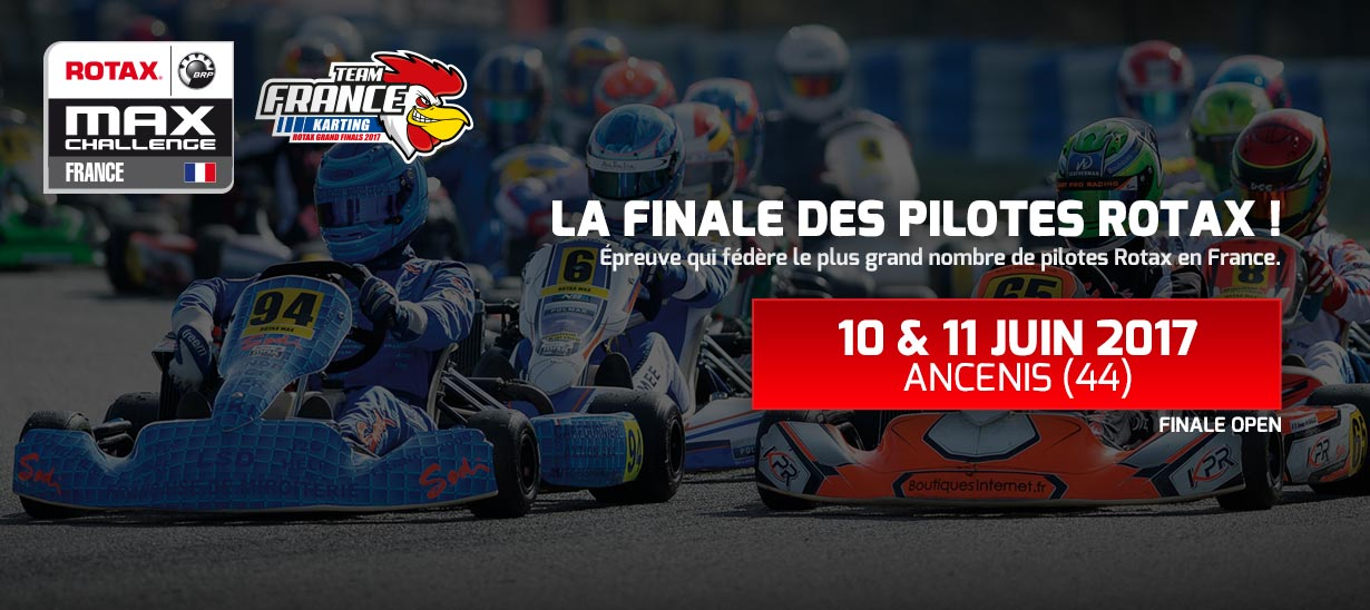 Finale Challenge Rotax France