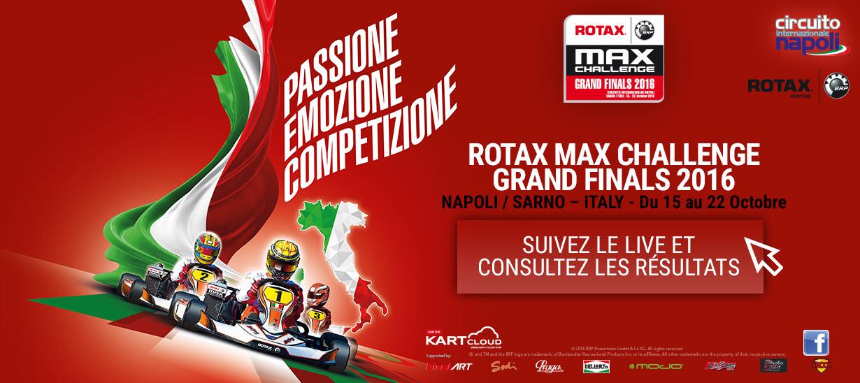 Finale Mondiale ROTAX - Sarno