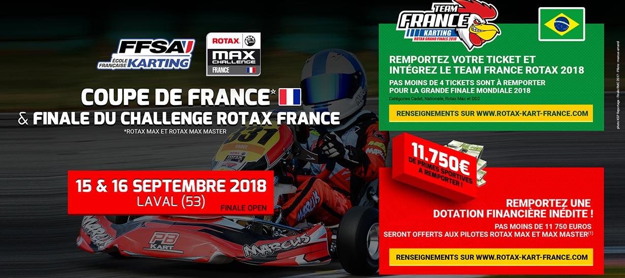 Coupe de France et RMC 2018